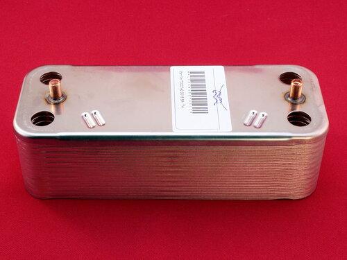 Купить Теплообменник на горячую воду Fondital Nias Dual, Nova Florida Libra Dual BTFS 24-28 2 135 грн., фото