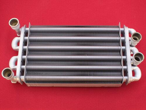 Купить Битермический теплообменник газовых котлов Tiberis, Italtherm, Hermann Habitat 2 (новый) 4 500 грн., фото