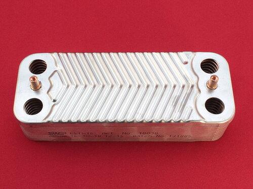 Купить Вторичный теплообменник котлов Immergas 28 кВт на 16 пластин 1 404 грн., фото
