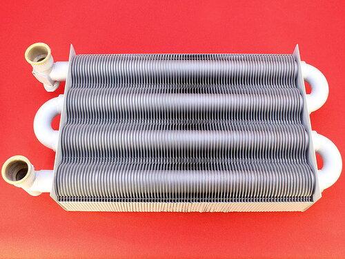 Купить Теплообменник первичный Immergas Eolo Mini kw, Mini 24 3Е, Maior 24 4E (86 ребер) 4 185 грн., фото