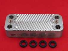 Теплообменник Immergas Mini 28 3 Е, Major Eolo 28 4E, Victrix 26 2I 16 пластин 3.021693
