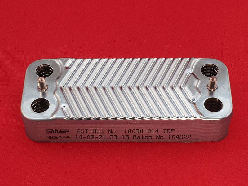 18038 теплообменник Паяный теплообменник для коттеджа SWEP B8T Одинцово