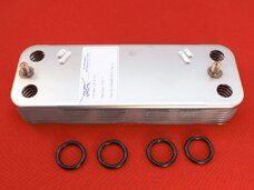 Теплообменник Junkers Euroline, Ceraclass, Bosch Gaz 3000 W 8705406287