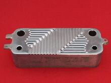 Теплообменник пластинчатый Junkers, Bosch на 22 пластины 8716771988