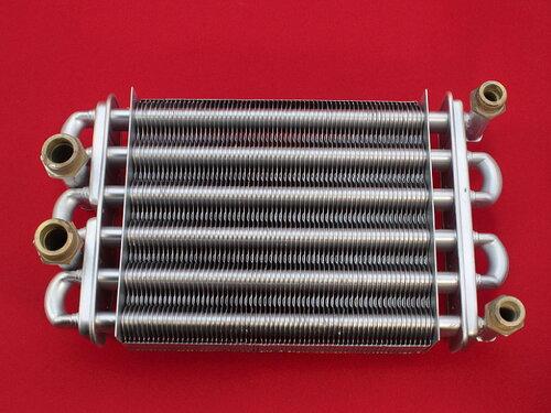 Купить Битермический теплообменник Altogas, Nobel, Maxi Boilers, Rocterm 210 мм (отверстие под реле давления воды) 4 340 грн., фото