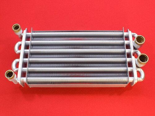 Купить Битермический теплообменник Rocterm, Praga, Apex 26-31 кВт ➣длина 290 мм 6 638 грн., фото