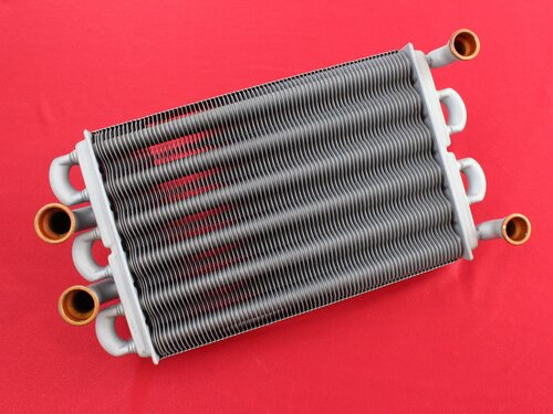 Купить Битермический теплообменник Sime Metropolis DGT 25 OF (дымоходные) 4 425 грн., фото