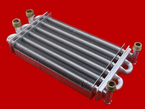 Купить Теплообменник Solly Standart H26 (отверстия под три датчика температуры) 4 118 грн., фото