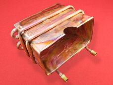 Теплообменник газовой колонки Termet termaQ G-19-01, G-19-02 (выпуском с 2000 года)