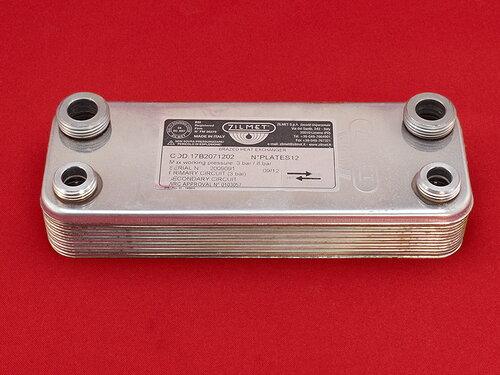 Купить Вторичный теплообменник Termet Mini Max Plus GCO-DP-13-10 1 788 грн., фото