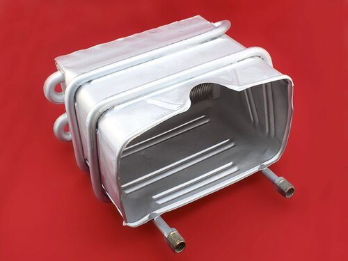 Купить Теплообменник газовой колонки Termet G-19-01, G-19-02 (выпуском с 2000 года) 2 950 грн., фото