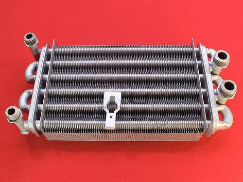 Купить Битермический теплообменник Unical Eve 05 (подсоединение резьба) 4 512 грн., фото