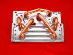 Купить Гидравлическая плата теплообменника гвс Vaillant TurboTec, AtmoTec Pro | Plus 2 244 грн., фото