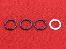 Прокладки теплообменника Vaillant на гвс Turbomax, Atmomax Pro | Plus