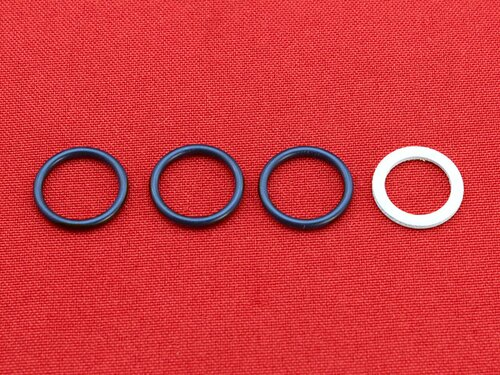 Купить Прокладки теплообменника Vaillant на гвс Turbomax, Atmomax Pro | Plus 109 грн., фото