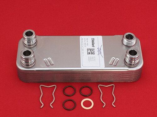 Купить Теплообменник на горячую воду Vaillant Atmomax, Turbomax Pro | Plus (оригинальная комплектация) 3 520 грн., фото