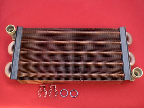 Купить Основной теплообменник котла Vaillant ATMOmax Plus, ATMOmax Pro 28 кВт 6 975 грн., фото