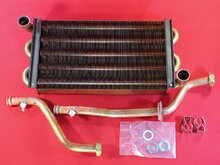 Теплообменник Vaillant TurboMax Plus, Pro VU/VUW 242 ➣ 24 кВт 064714