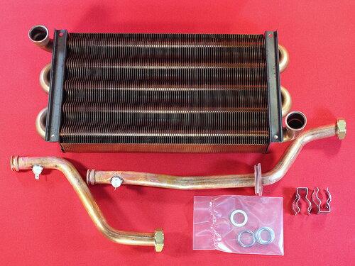 Купить Теплообменник котла Vaillant TurboMax Plus, Pro VU/VUW 242 ➣ 24 кВт 6 195 грн., фото