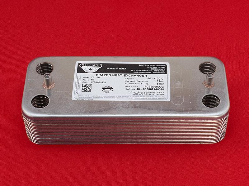 Теплообменник 16 пластин вторичный гвс ferroli 39835630 Кожухотрубный испаритель Alfa Laval DH3-273 Артём