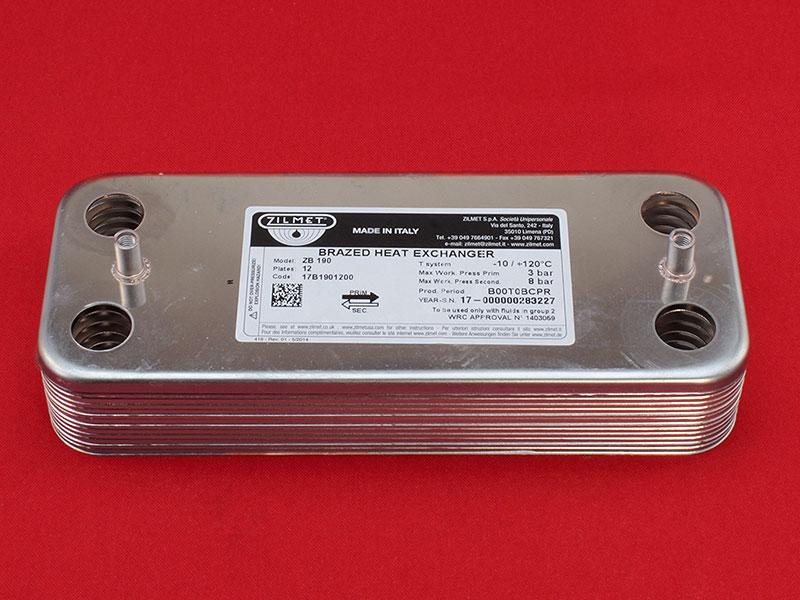 Купить теплообменник для газового котла будерус Разборный пластинчатый теплообменник Теплотекс 32A Новоуральск