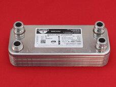 Теплообменник Vaillant Turbomax, Atmomax Pro | Plus (14 пластин, 190 мм) 17B1901415