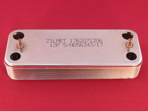 Купить Пластинчатый теплообменник котла Protherm Lynx, Jaguar на 12 пластин 1 550 грн., фото