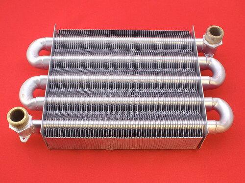 Купить Теплообменник для отопления газового навесного котла ➣ 210 мм 1 710 грн., фото
