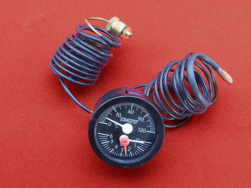 Купить Термоманометр напольных газовых, твердотопливных котлов 676 грн., фото