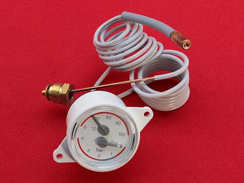 Купить Термоманометр Hermann Habitat 2, Supermicra, Supermaster 1 085 грн., фото