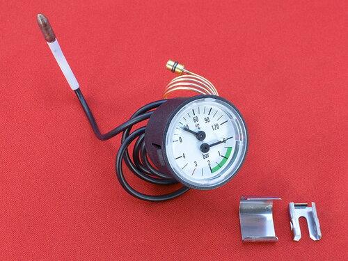 Купить Термоманометр Vaillant Max Pro-Plus с зелеными ручками (101270) 1 200 грн., фото