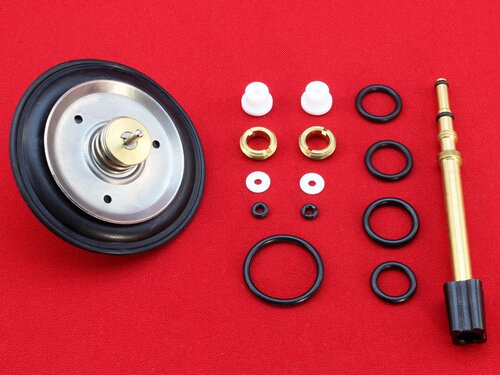 Купить Ремкомплект трехходового Immergas Mini, Nobel с краном подпитки 1 026 грн., фото