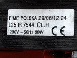 Купить Вентилятор Nova Florida CTFS 28, Fondital BTFS 28 1 891 грн., фото