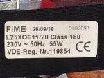 Купить Вентилятор котла Immergas Maior Eolo 28 4 E, Mini Eolo 28 3 E ➣ 55W 1 760 грн., фото