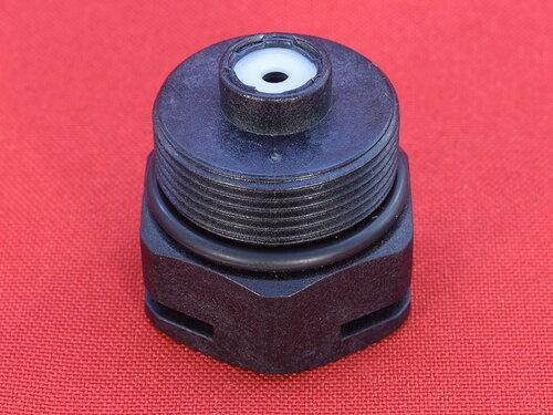 Купить Пластиковая уплотнительная гайка трехходового клапана (высота манжета 13 мм) 171 грн., фото