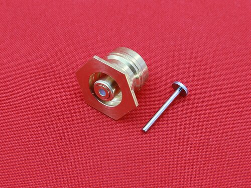 Купить Втулка водной арматуры ZW20KD JUNKERS, Bosch 8700306114 442 грн., фото