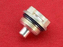 Заглушка (крышка сервопривода) трехходового клапана Westen Pulsar, Baxi Eco 3 600750