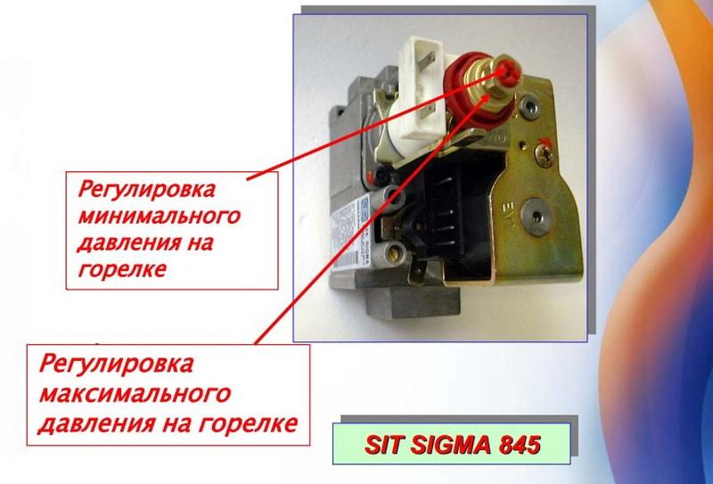 Sit 845 Sigma