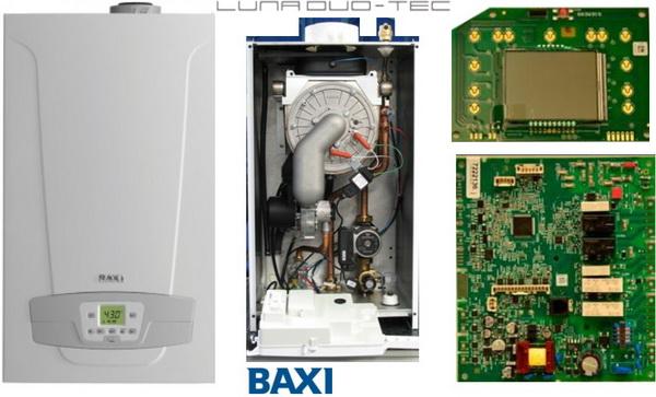 Baxi Luna Duo Tec
