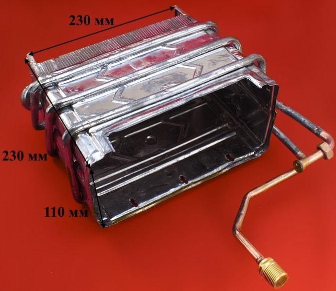 Радиатор колонки