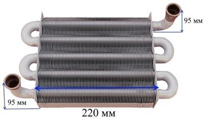 Теплообменник 0020119766